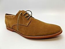 ALDO Villers brown Suede/Leather Round Toe Oxfords Men Shoes Sz 10.0 M NEW D4226