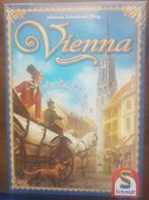 Vienna - Wien im 19. Jahrhundert BrettSpiel Schmidt Spiele, raffiniert NEU & OVP