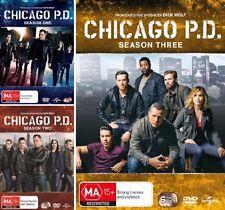 Chicago P.D. PD Season 1 2 3 : NEW DVD