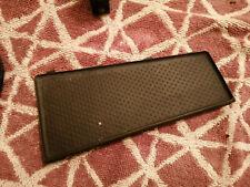 bmw e36 320 4door estate/touring dashboard centre storage console rubber insert