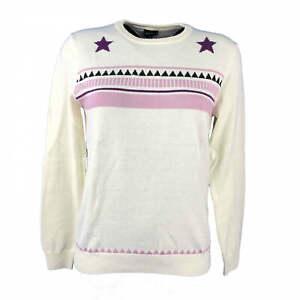 Chervo Ladies Knitted Jumper Nora Cream A40 2.Wahl