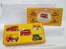 "MATCHBOX ""Series 40 Th Anniversary Collection 5 auto ws9763"
