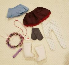 American Girl Doll Clothes Accessories Lot of Misc. 8 Items
