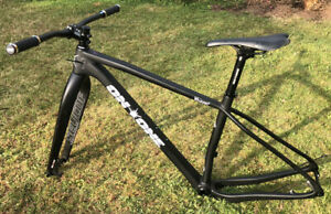 """On One Whippet Carbon MTB Frame and Fork & extras. 29"""" Boost"""