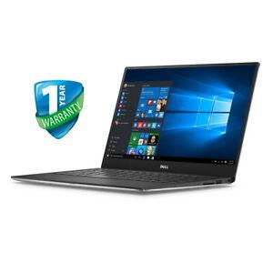 Dell XPS 13 9350 13.3in Laptop i5 i7 6th Gen 8GB RAM 256GB SSD WebCam
