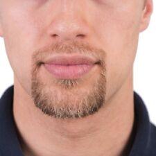 Rap Star Goatee Mustache and Beard Heisenberg Tony Stark Self Adhesive