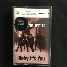 THE BEATLES Baby It's You / Follow Sun / Devil Heart / Boys CASSETTE APPLE EP