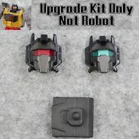 Luminous Head Upgrade Kit FOR SS86 Grimlock MP08 Grimlock LED Head Sculpt