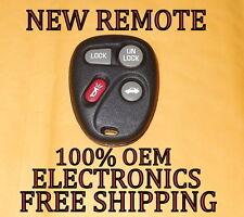 NEW GM GMC CHEVY KEYLESS ENTRY REMOTE FOB PHOB TRANSMITTER KOBLEAR1XT 25695955