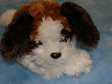 Ty Classic Plush St. Bernard Yodeler 2010 Stuffed Puppy Dog Brown White Stuffed