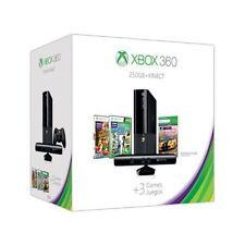 Microsoft Xbox 360 E Holiday Bundle 250GB Black Console