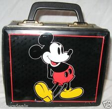Vintage Disney Park Hudson Scott & Sons Taffy Tin Mickey Mouse