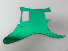 Green Mirror Pickguard fits Ibanez (tm)  RG350 MDX HXX
