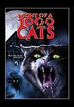 Night of a 1000 Cats (Mint Condition DVD, 2006) With Free Shipping Fast