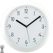 Ams 41 radio reloj de pared blanco cocina con Oficina 390