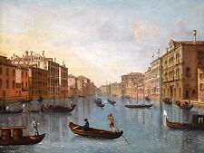 A VIEW OF THE GRAND CANAL Accent Tile Mural Kitchen Bathroom Wall Backsplash 8x6