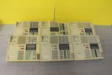 6pcs Nortel Norstar Meridian M7310 Display System Phone white
