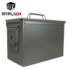 Ammo Can Storage bullet pellet box Tactical Military Ammunition