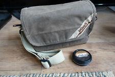 Domke F-5XB RuggedWear Shoulder Camera Bag and Refinishing Wax