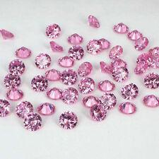 Diamantes y gemas sueltas de color principal rosa