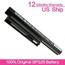 Genuine Bps26 Laptop Vgp-bps26a Vgp-bpl26 Battery for Sony Vaio Ca CB Series