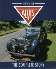 Alvis Cars (12-50 14-75 12-60 Speed 20 TA TB TC TD TE TF 21 Military) Buch book