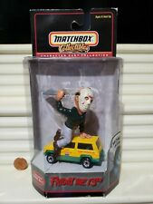 """MATCHBOX COLLECTIBLES 1999 """"FRIDAY THE 13TH"""" CHARACTER CHRYSLER JEEP MINT BOXED*"""
