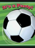 8 Pack Boys 3D Soccer Football Party Invitations Kids Birthday Supplies