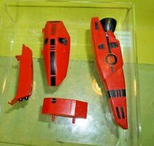 Vintage G1 Transformers Jetfire Armor Body Parts Lot, Nice Original Hasbro 1980s