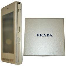 BNIB LG Prada KE850 8MB Silver Factory Unlocked Designer Handset 2G OEM New