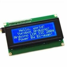 Blue Serial IIC/I2C/TWI 2004 20X4 Character LCD Module Display Fit For Arduino