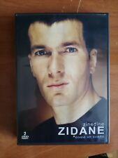 ZINEDINE ZIDANE como un sueño 2 DVD.