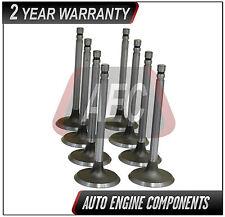 Engine Intake Valves Set 4.3 5.7 L for Chevrolet Corvette Camaro #1476-(+5)