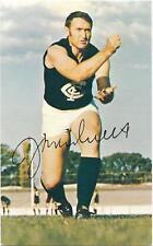 1971 Mobil Football Card (1 of 40) John NICHOLLS Carlton Near MINT
