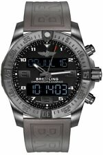 Breitling Exospace B55 Black Titanium 46mm Men's Watch VB5510H1-BE45-245S