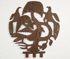 Jn Pierre Bernard Metal Sculpture  Haitian Artist  Arte Art Haiti