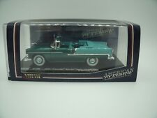 TOP CHEVROLET BEL AIR Open Convertible 1955 Neptune Green VITESSE n°36296 1/43