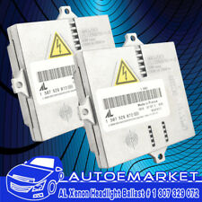 2x D2s D1s Xenon Headlight Ballast For OEM AL BOSCH AUDI BMW Benz Control Unit
