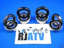 Kawasaki Bayou 300 KLF300 1986-1987 Front Wheel Bearings And Seals