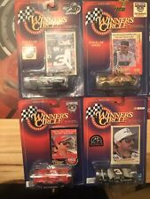Lot Of 4 NASCAR Diecast 1:64 EARNHARDT MONTE CARLOS AWESOME DETAIL NIP EXCELLENT