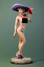 tin toy soldiers  painted Pegaso Girl 80mm Delphine