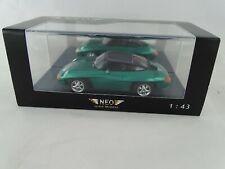 1:43 Neo Scale Models #44585 Porsche 1989  Panamericana grün Neu/OVP