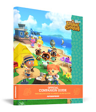 Animal Crossing: New Horizons - Official Companion Guide - IN STOCK