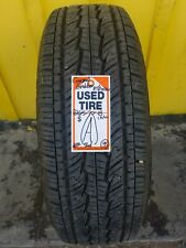 1 USED 2657018 GENERAL GRABBER HTS P265/70R18 1 PATCH 8/32NDS (A)