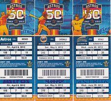 C Granderson HR #188 Cano HR #156 @ Nationals unused ticket 617//12 R