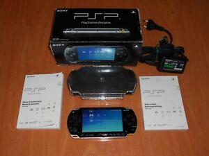 Sony PSP 1000 - Video Consola CON CAJA FUNCIONANDO - 2000 3000 GO PS Vita Play 2