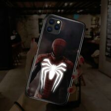 Marvel Spider-Man Smart LED iPhone Case for X/XS XS Max XR 11 11 Pro 11 Pro Max