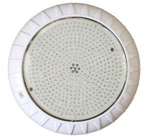 Dpool Projecteur Piscine Underwater LED Époxyde Liner – Blanc Lumière, Éclairage