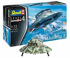 SAMMLERSTÜCK Revell Haunebu 2  UFO  Flying Saucer II 03903  Modell 1:72  NEU OVP