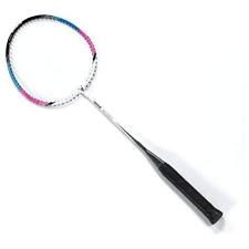 Central Siren Senior Badminton Racket - Pink/Black - New